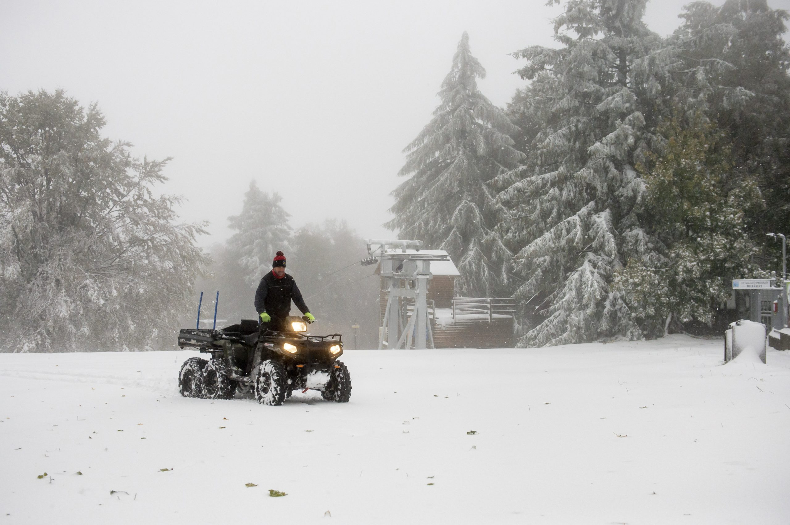 Der erste Schnee ist da! post's picture