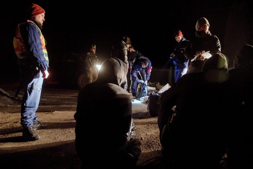 Tunnel unterhalb der ungarisch-serbischen Grenze entdeckt post's picture