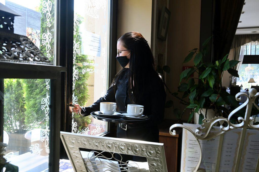 Corona: Maskenpflicht für Restaurant-Gäste ab 2. November