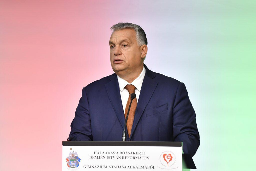 """Orbán: Unsere Aufgabe ist es, Kinder als """"Homo Christianus"""" zu erziehen. post's picture"""