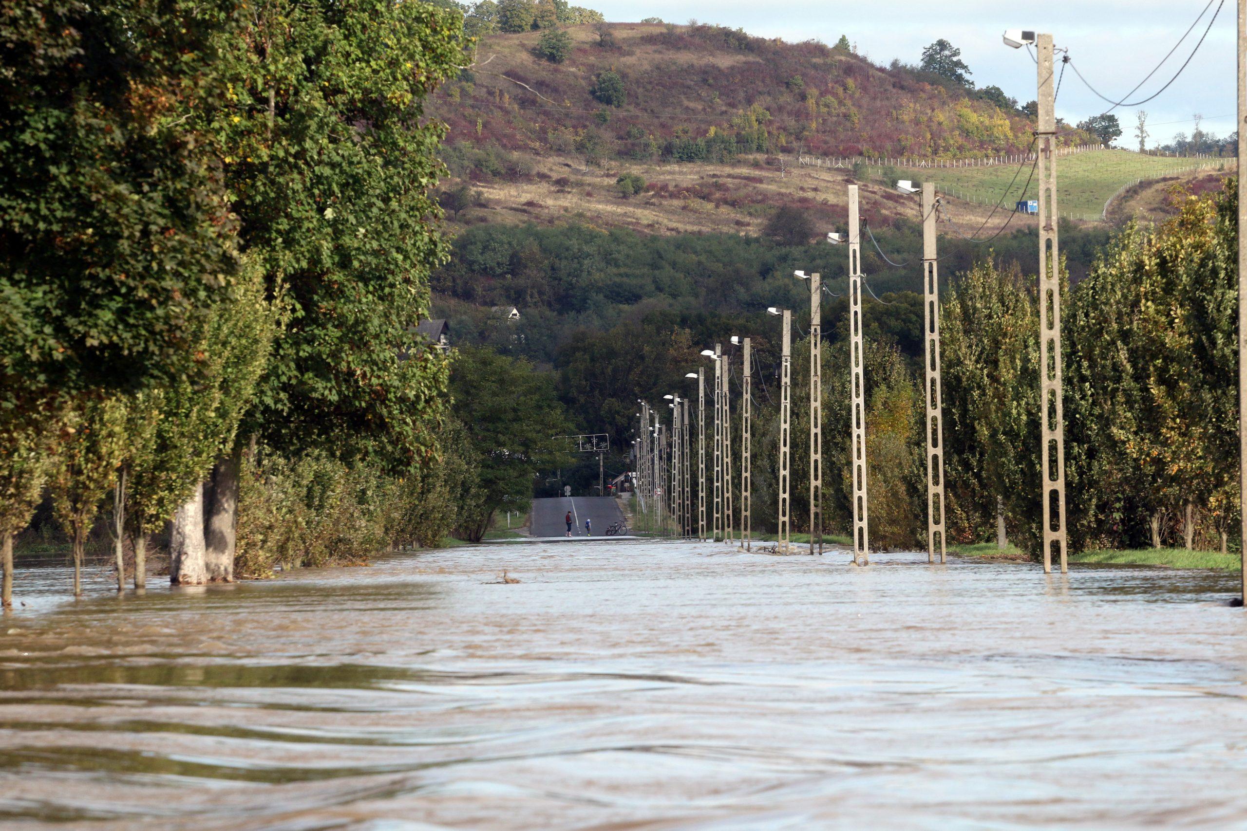Überschwemmungen im Nordosten post's picture