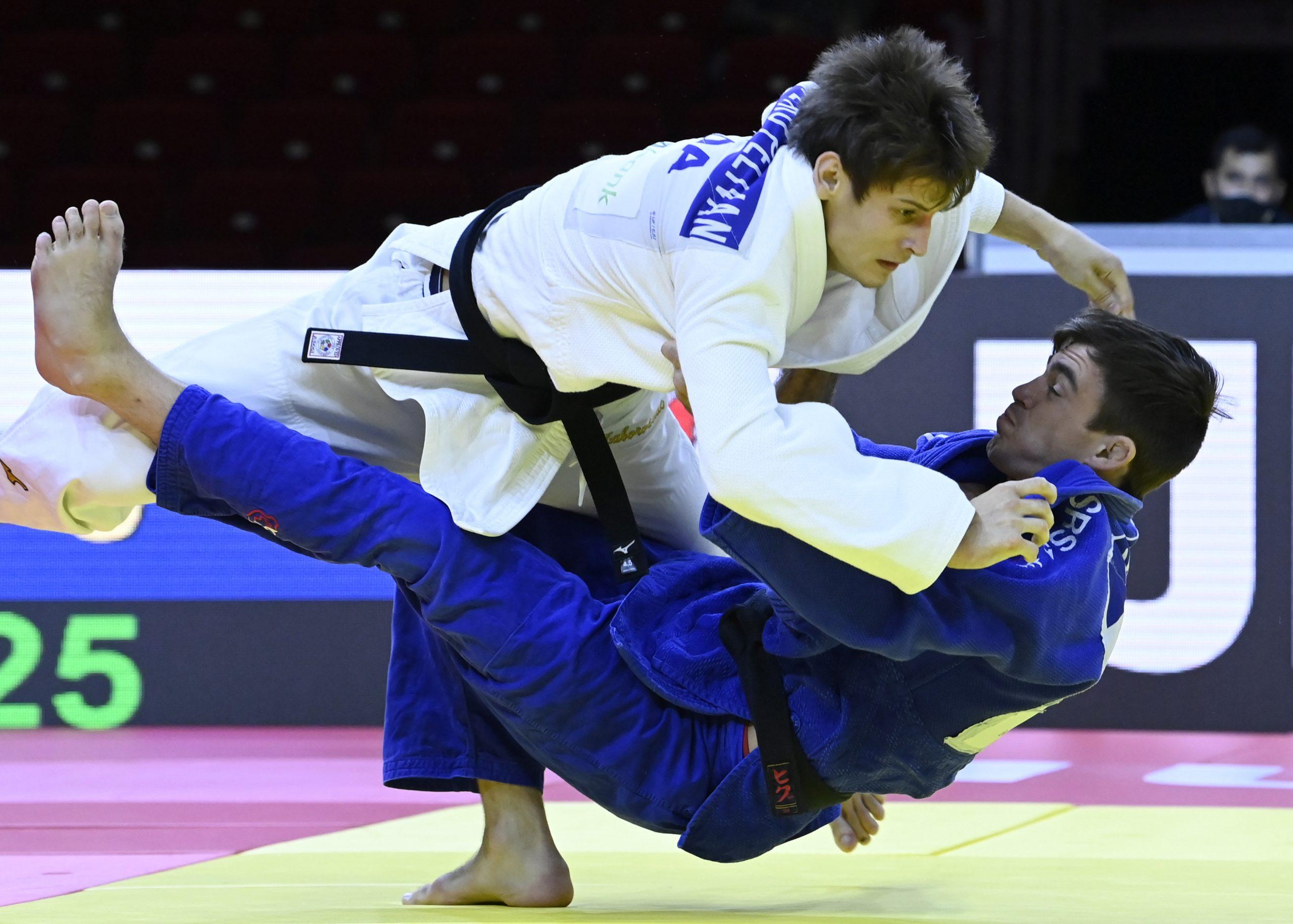 Judo-Grand Slam: erstes Turnier nach langer Pause in Ungarn organisiert
