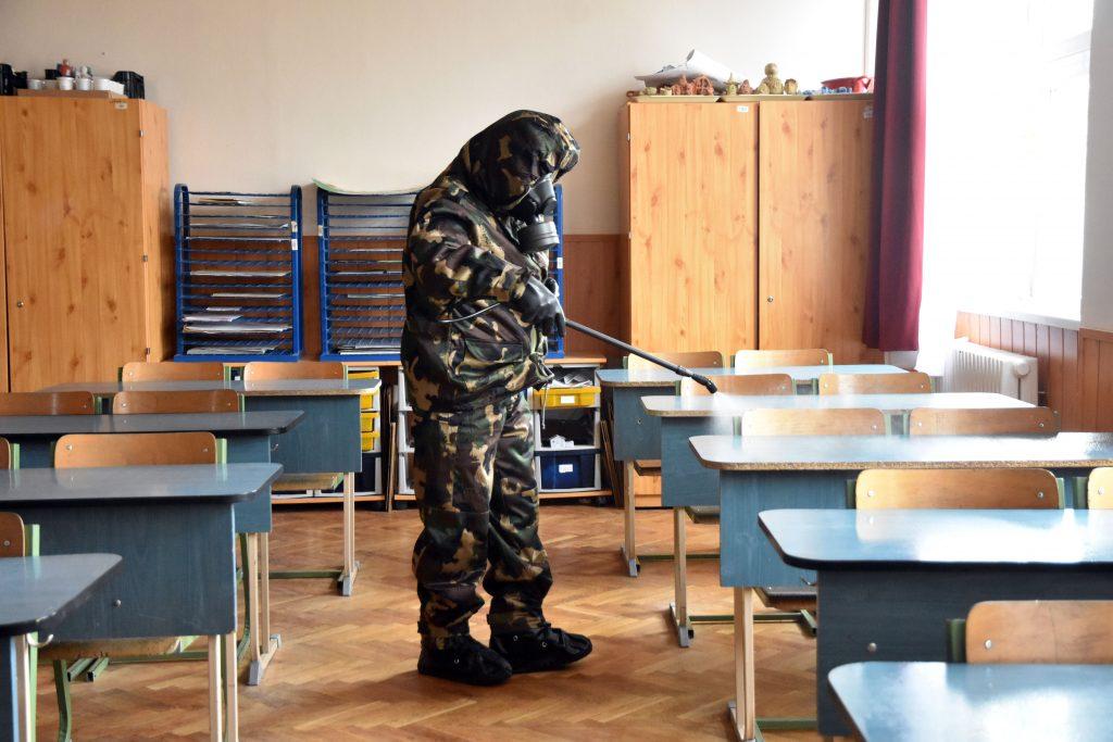 """Lehrer: """"Wir wollen einen richtigen Schutz vor der Wiedereröffnung"""""""