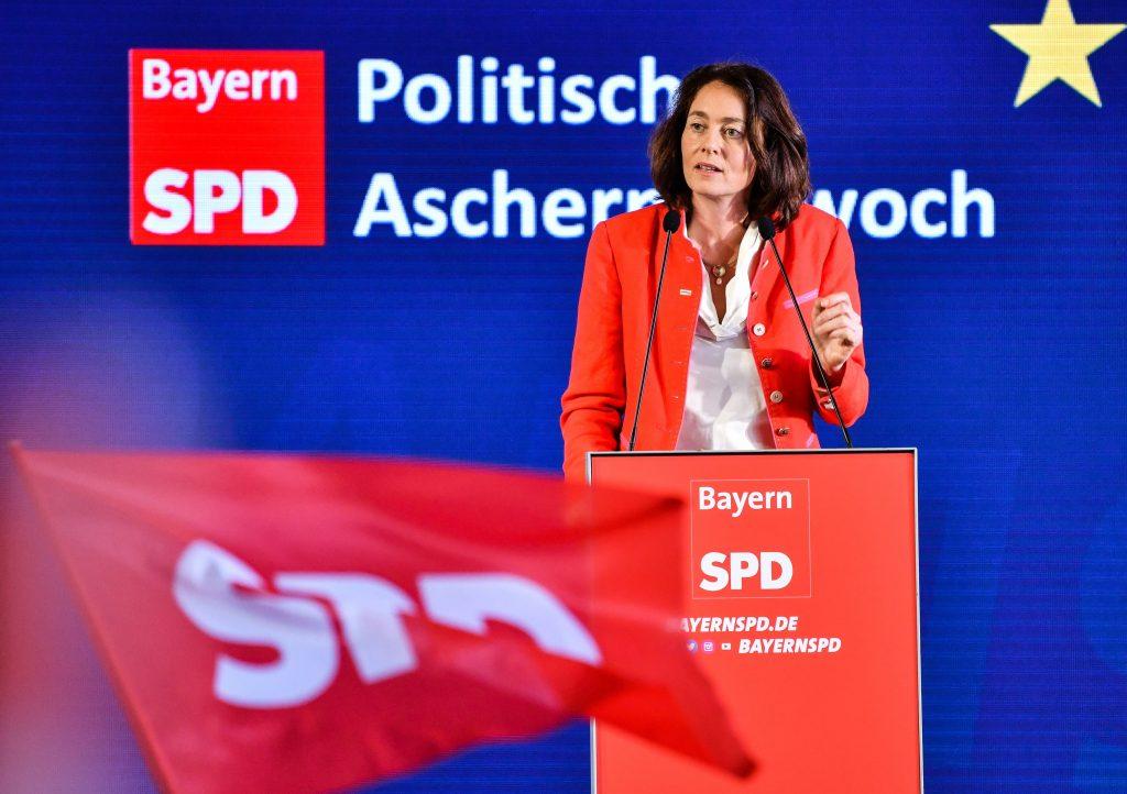"""Vizepräsidentin des Europarats Katarina Barley: """"Inhaltlich bedaure ich meine Aussage nicht"""""""
