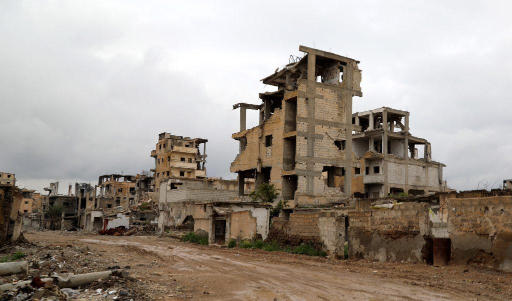 Syrien: Wiener Priester eröffnet Großbäckerei bei Damaskus, Ungarn hilft dabei