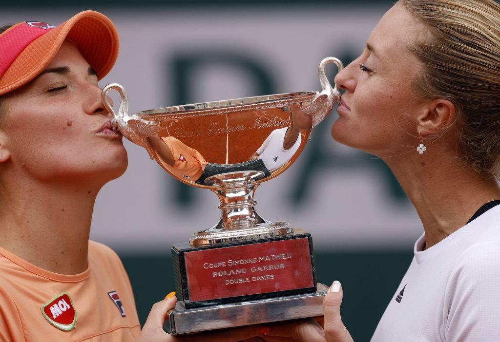 Ungarischer Roland Garros-Sieg bei den Damen