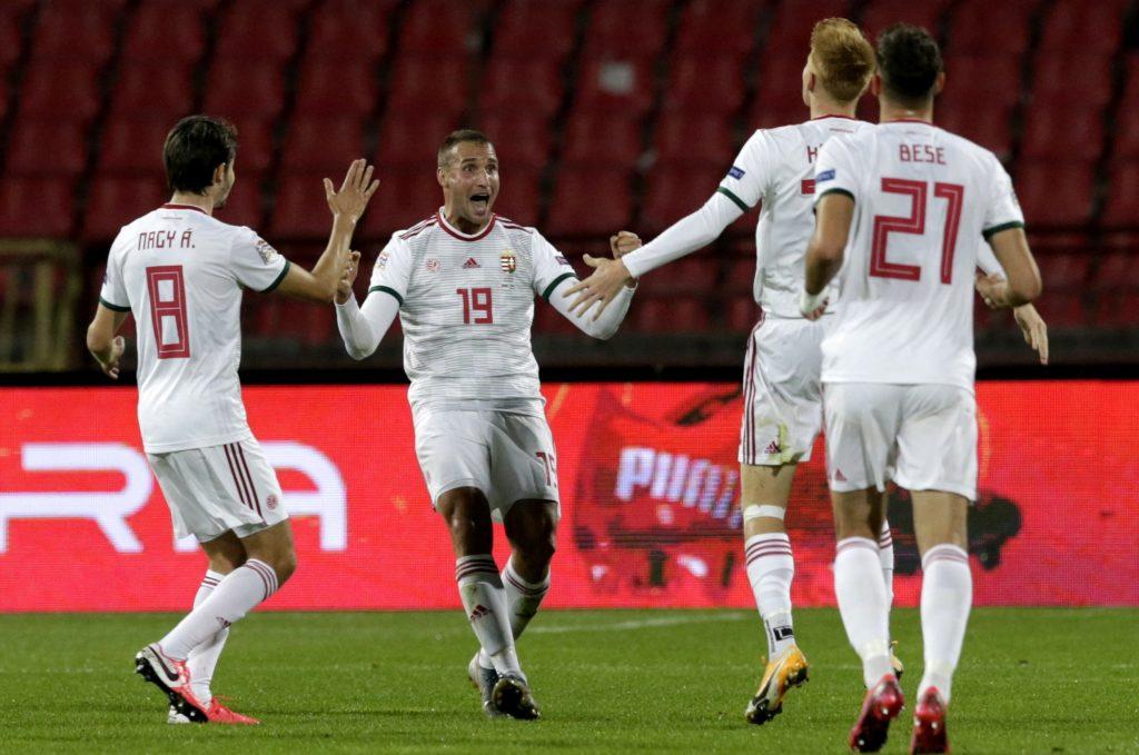 Ungarischer Sieg in Belgrad