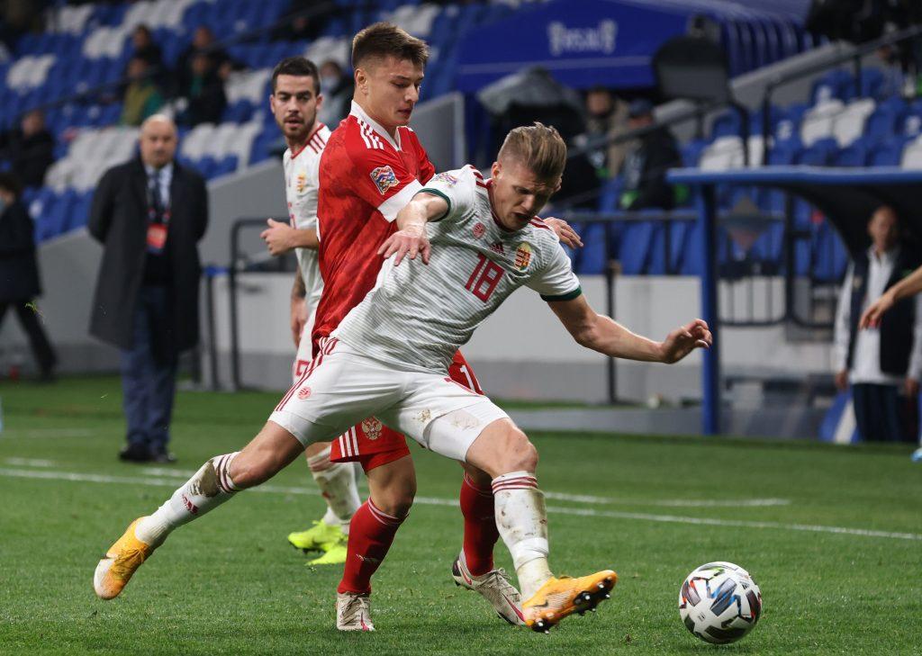 UEFA Nations League: torloses Unentschieden zwischen Russland und Ungarn
