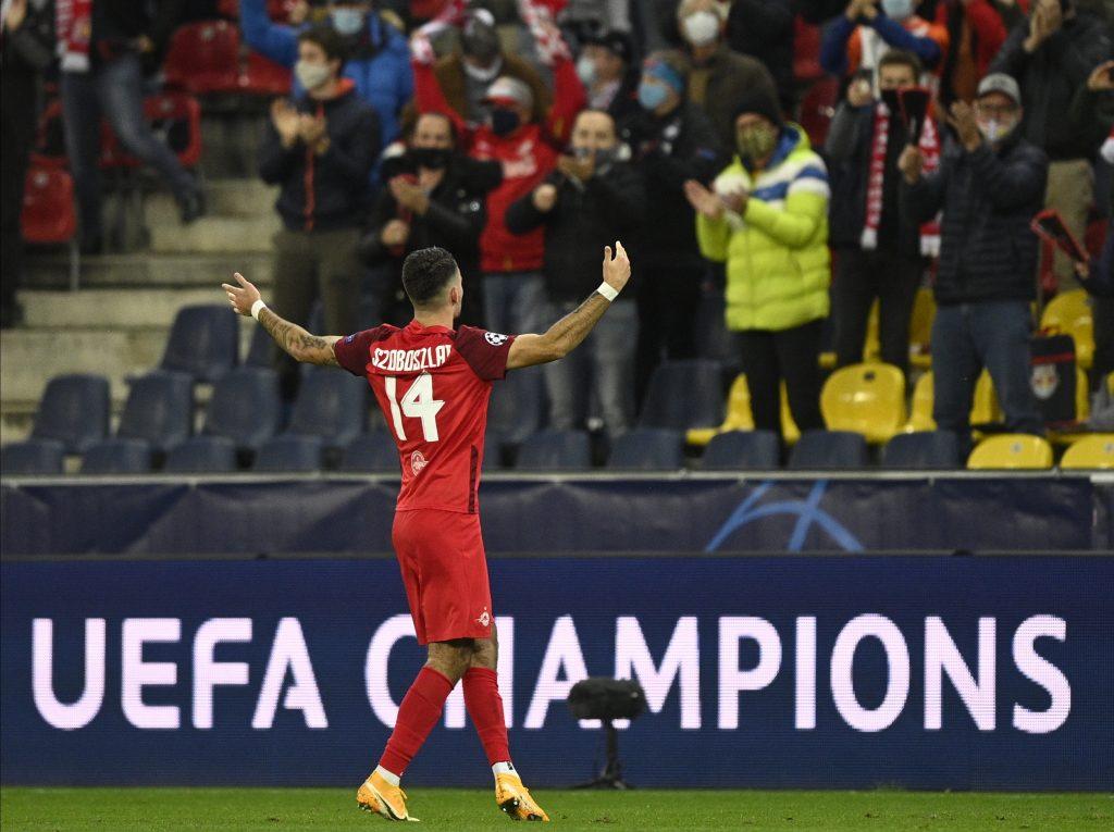 Szoboszlai mit Traumtor in der Champions League