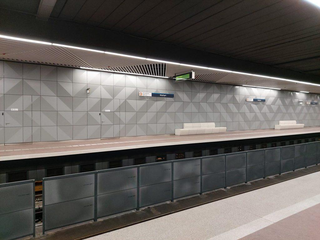 U-Bahn Linie 3: Renovierte Strecke heute übergeben – FOTOS!
