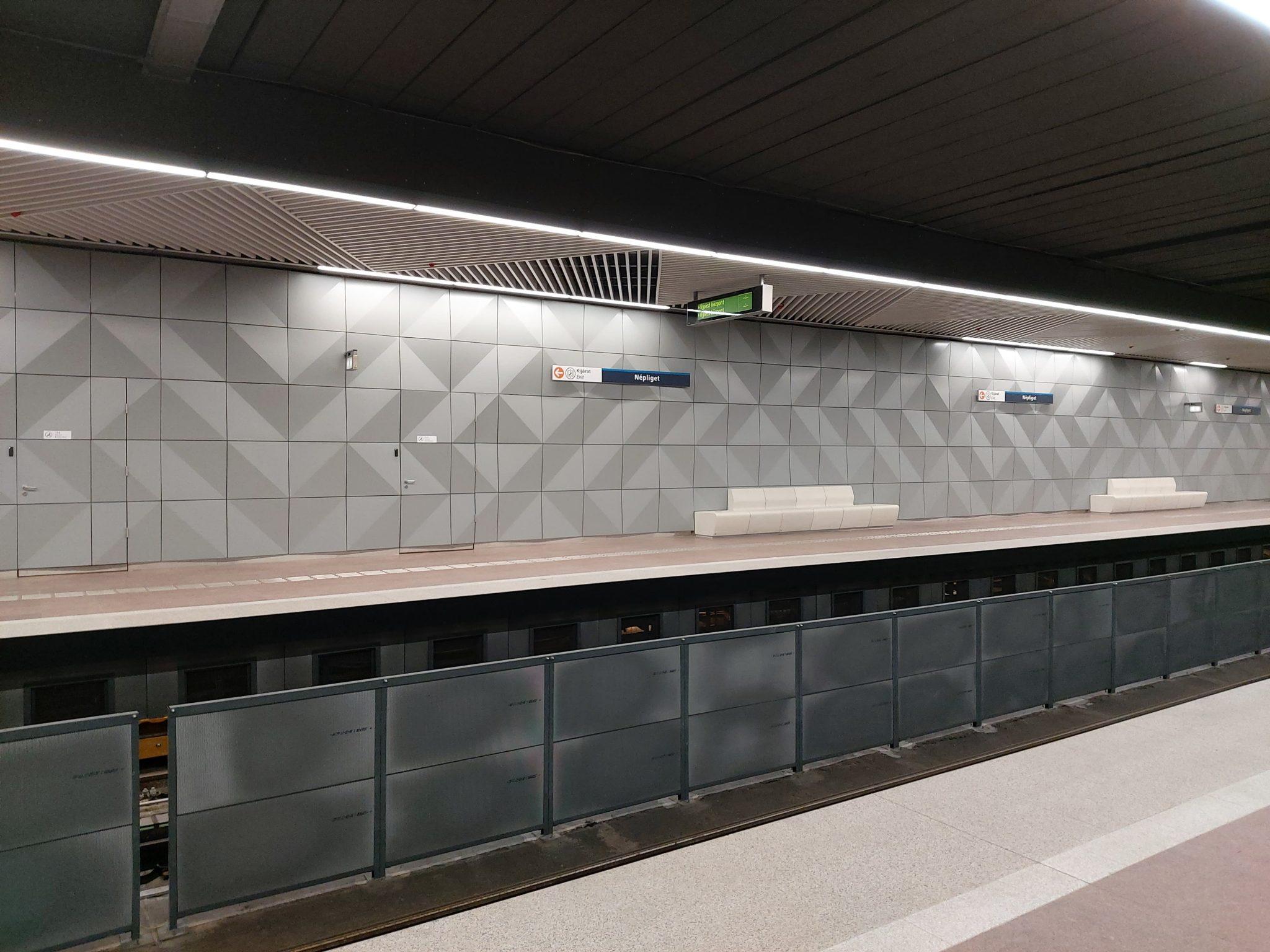 U-Bahn Linie 3: Renovierte Strecke heute übergeben - FOTOS!