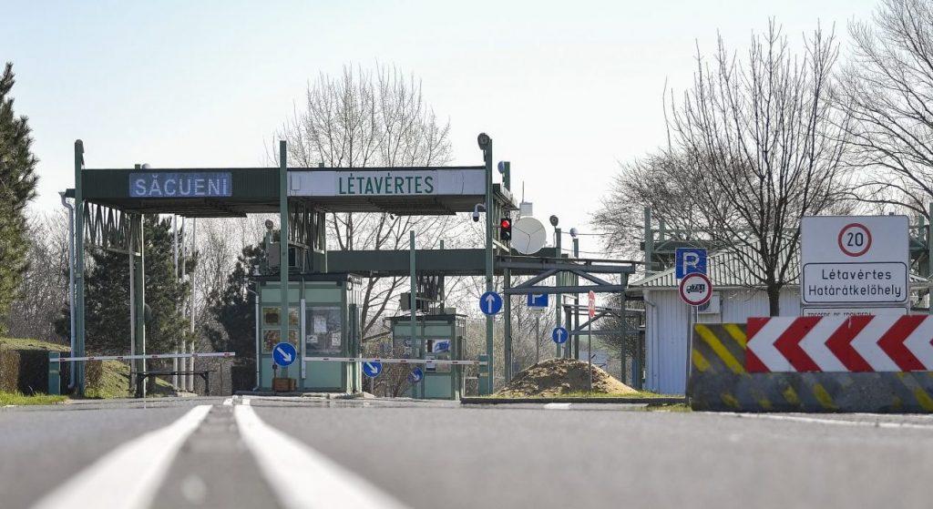Reisende aus Ungarn nach Rumänien unter Quarantäne gestellt