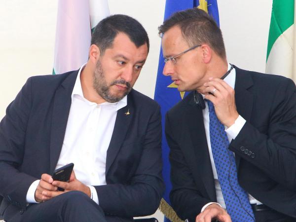 Außenminister: Europa sollte Salvini dankbar sein