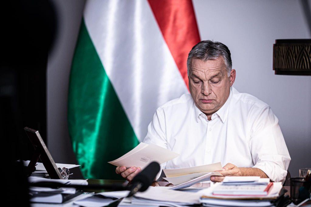 """Orbán: """"Die neuen Maßnahmen müssen so konsequent und streng wie möglich durchgesetzt werden"""""""