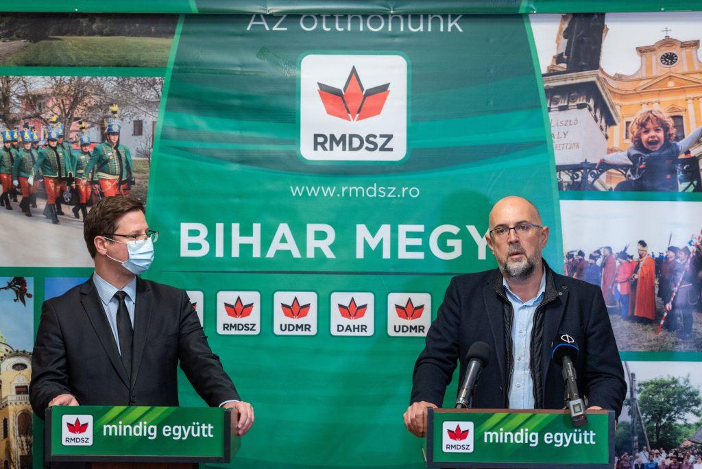 Minister Gulyás fordert alle Ungarn auf, an den Wahlen in Rumänien teilzunehmen