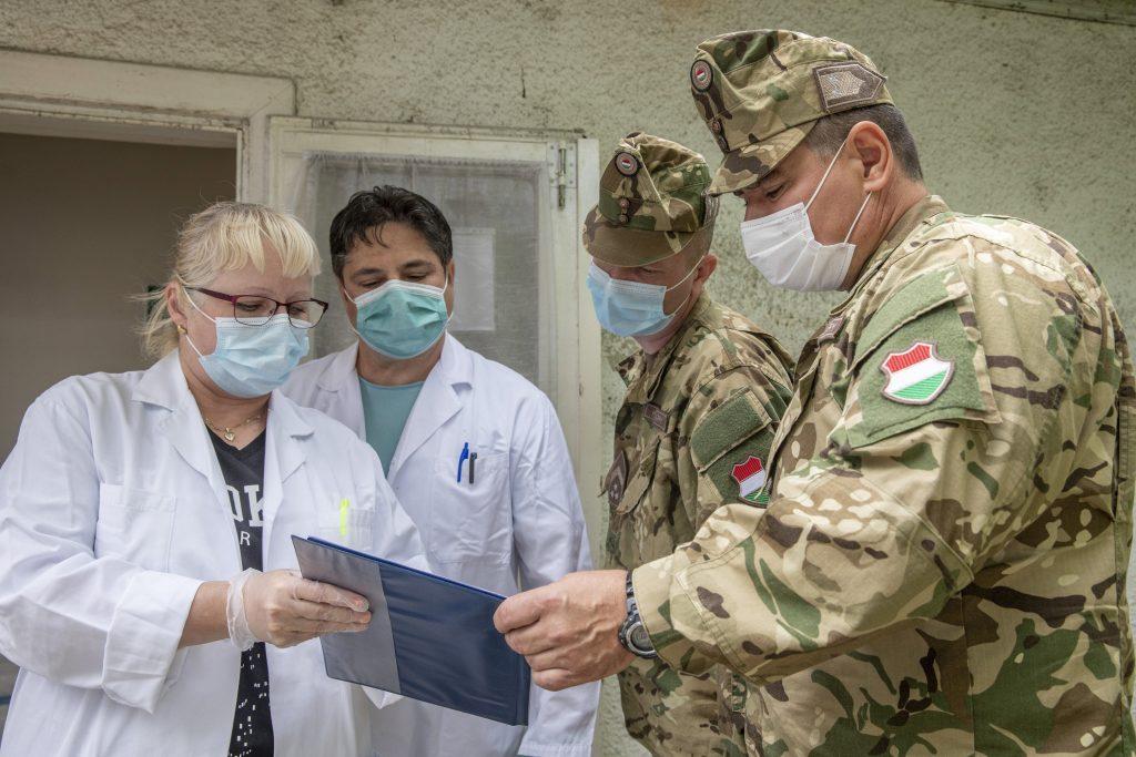 Corona-Krise: Ab Montag helfen Soldaten in 93 Krankenhäusern