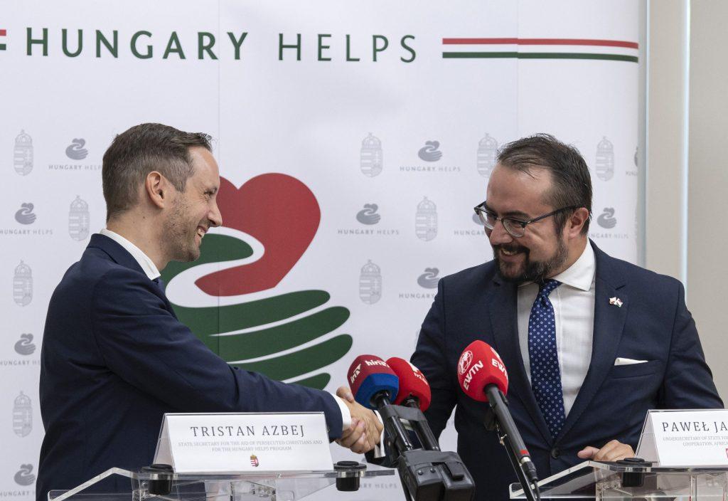 Polen und Ungarn: Humanitäre Hilfe anstatt Migration! post's picture