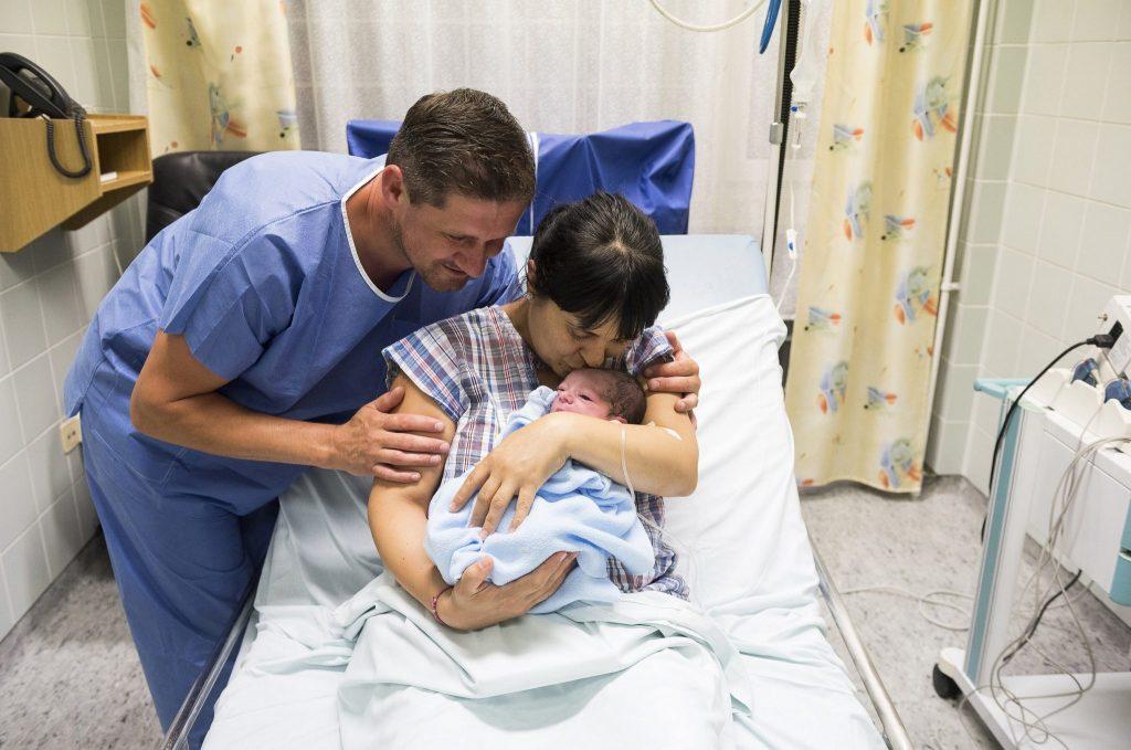 Petition für 30-tägiger Vaterschaftsurlaub gestartet