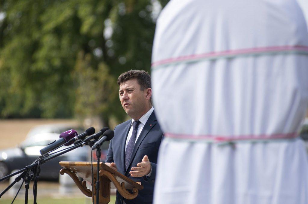 """Ungarischer Ratsvorsitzender in Harghita: Ungarn zur Abstimmung zu mobilisieren ist eine """"Große Aufgabe"""""""