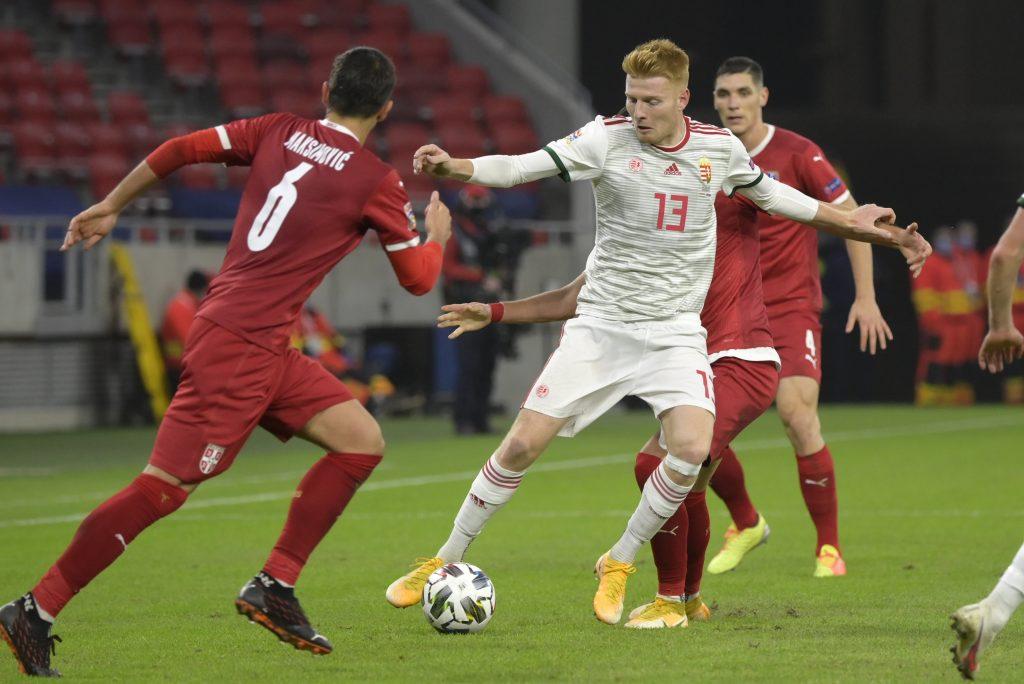 Nach erfolgreicher EM-Quali hat Stürmer Nikolics die WM schon im Visier