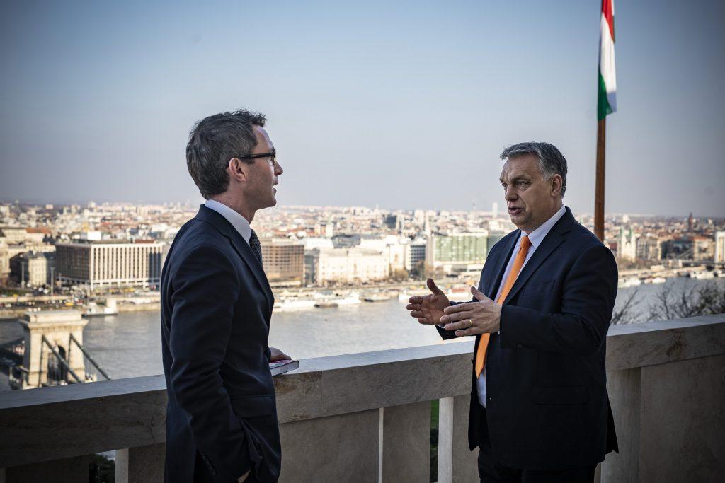 Britischer Publizist Murray: Die Ereignisse werden Ungarns Migrationspolitik rechtfertigen
