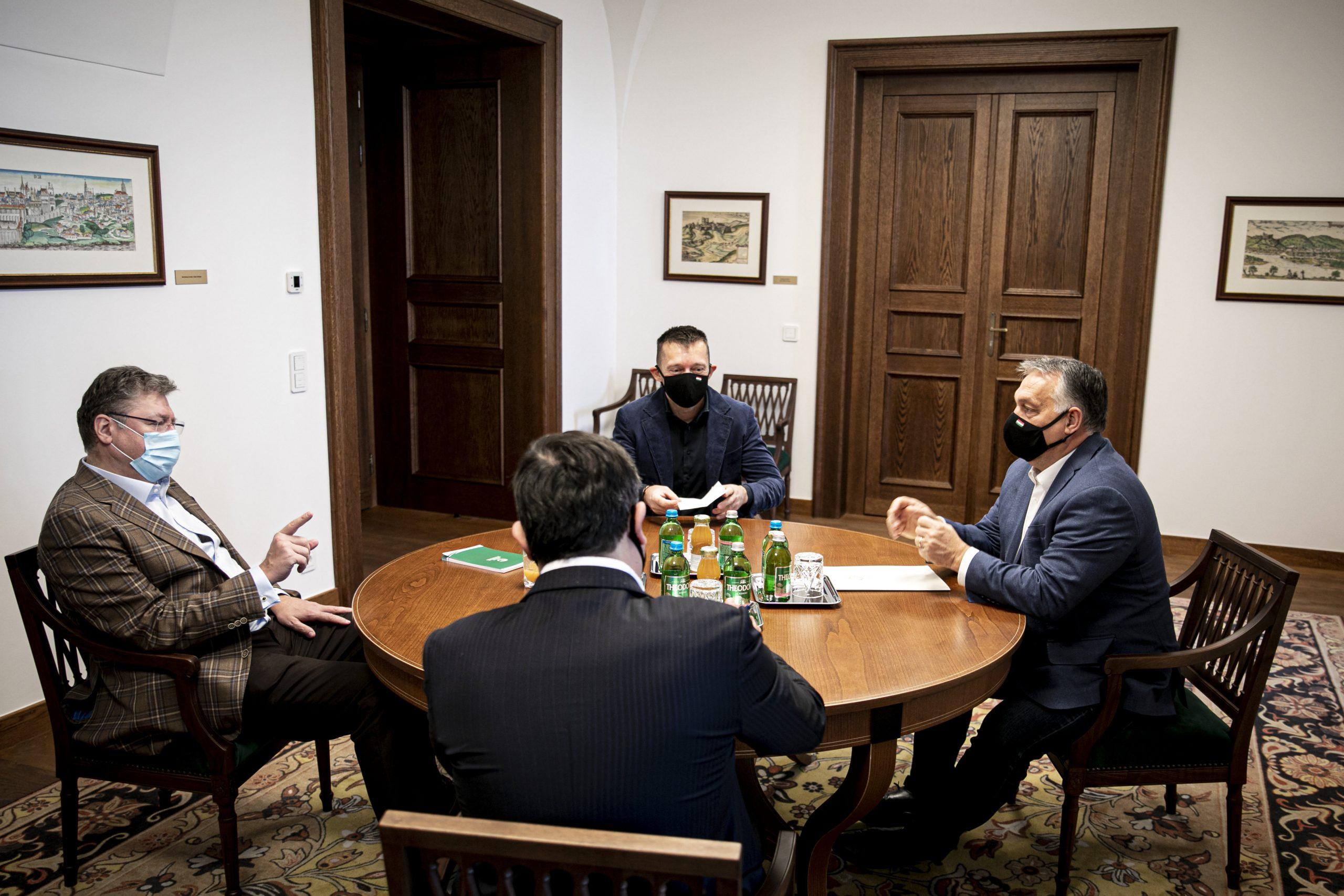 KMU-Unterstützung: Orbán erwartet Vorschläge von der Handelskammer