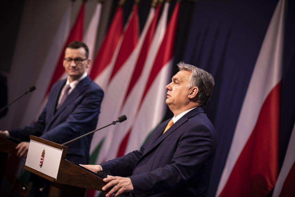 Budapost: Ungarn und Polen widersetzen sich Kriterien der Rechtsstaatlichkeit