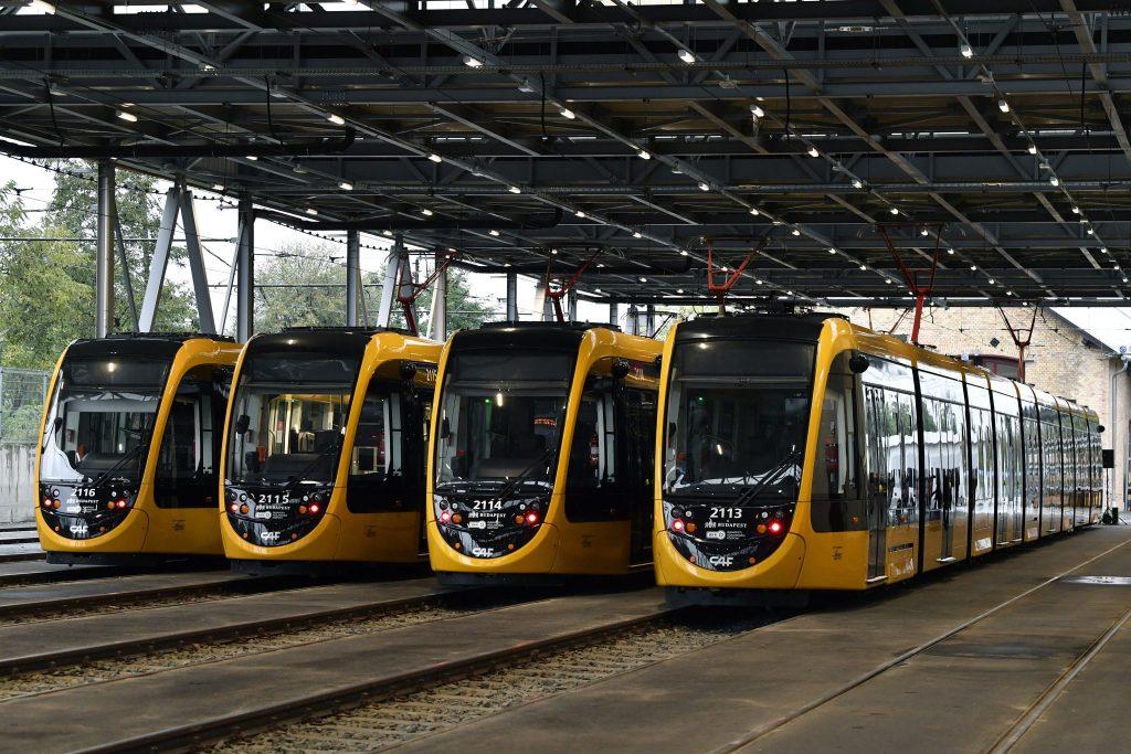Budapest bekommt umweltfreundliche Verkehrsmittel vom Staat