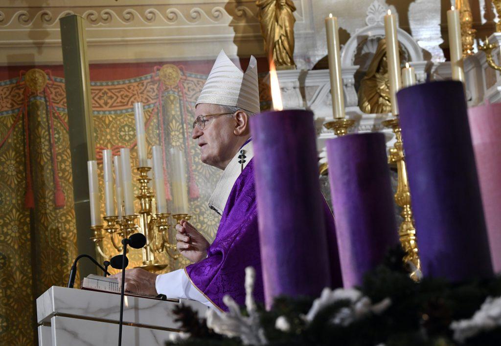 Kardinal Erdő: Videobotschaft zum Anfang der Adventszeit