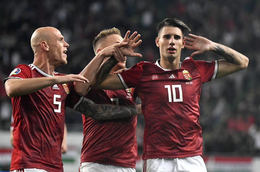 EM-Qualifikation: Salzburg-Spieler Szoboszlai kann nach negativem Corona-Test dennoch gegen Island antreten