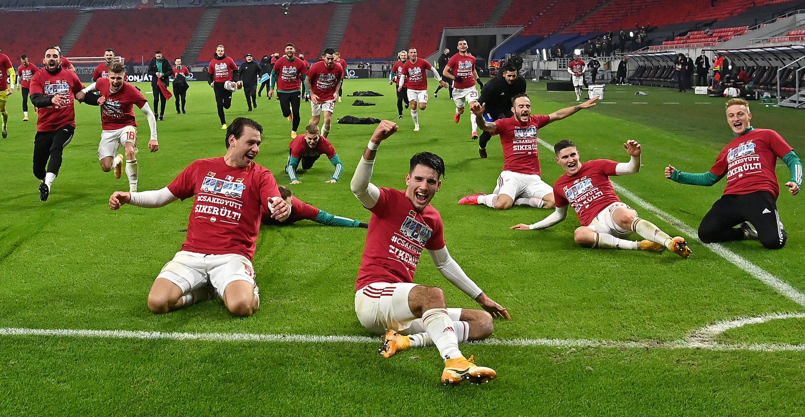 Nach dem Siegestreffer von Szoboszlai ist Ungarn Deutschland-Gegner bei der Fußball-EM