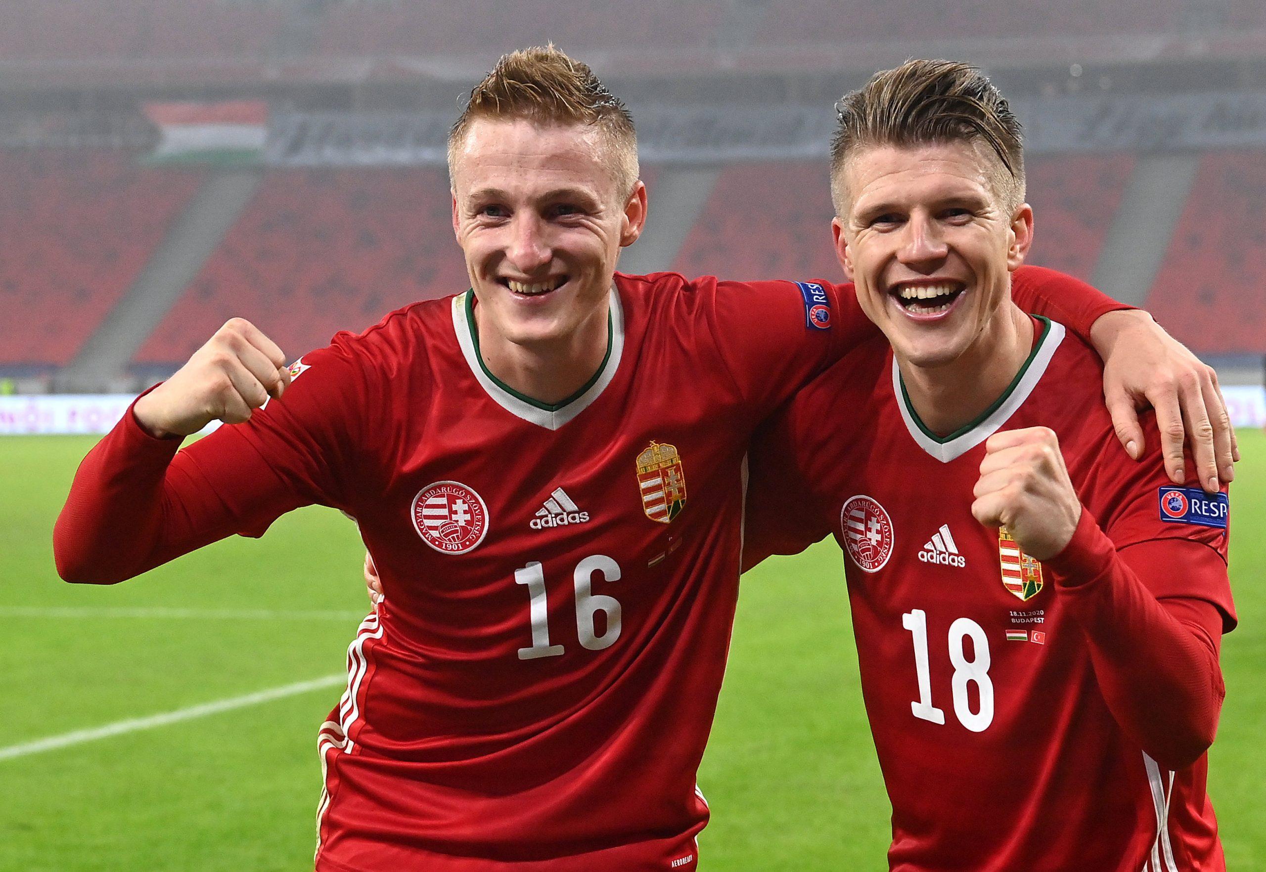 """FIFA: Ungarn ist """"Aufsteiger des Jahres"""" 2020!"""