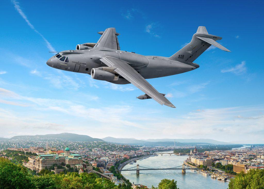 Ungarische Armee kauft militärische Transportflugzeuge von Embraer