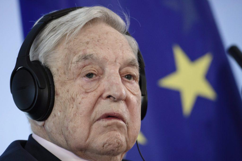 "George Soros: ""Europas dreistester Kleptokrat sitzt in Budapest"""