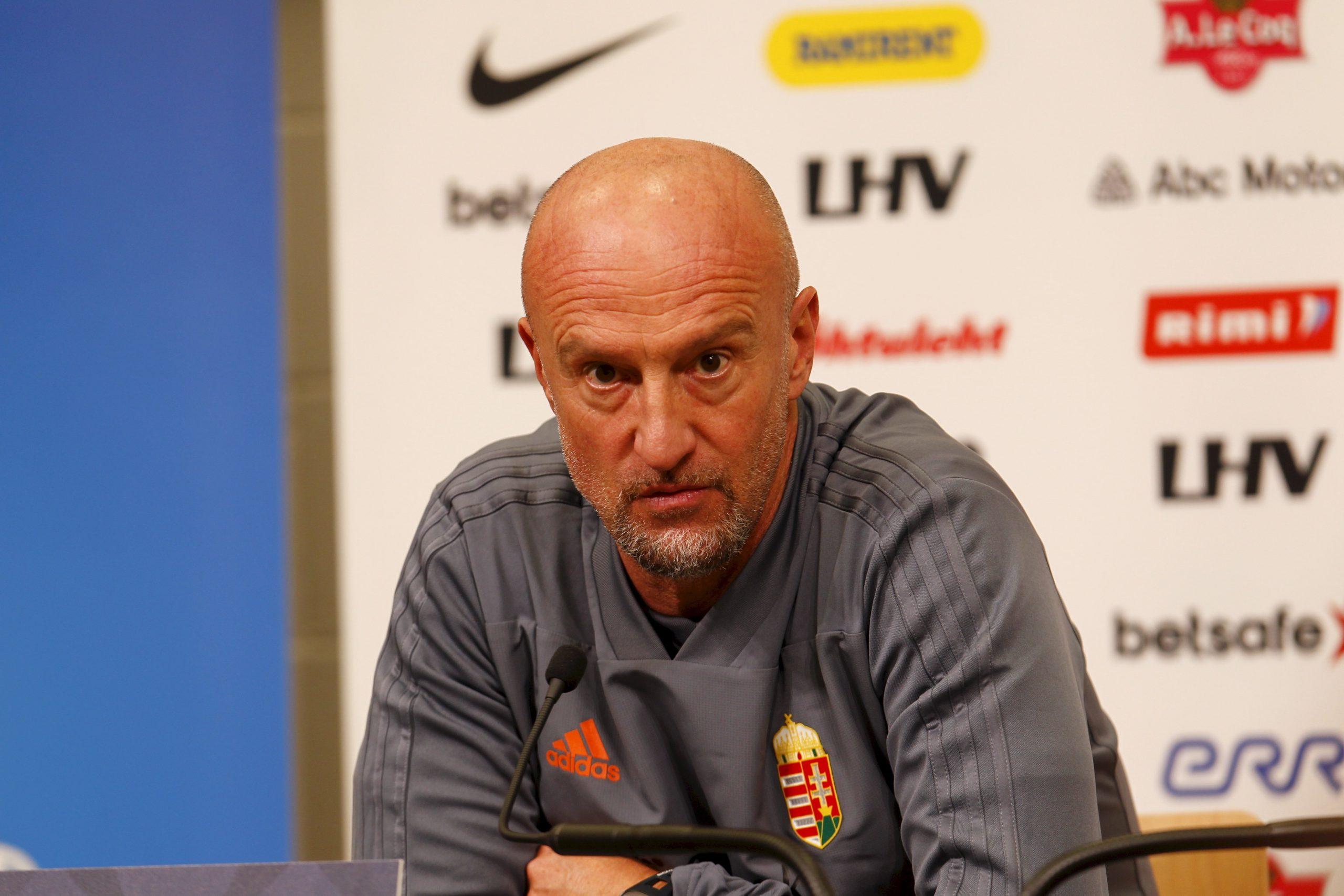 Ungarns Fußball-Nationaltrainer Rossi: Wir haben alles zusammen erreicht