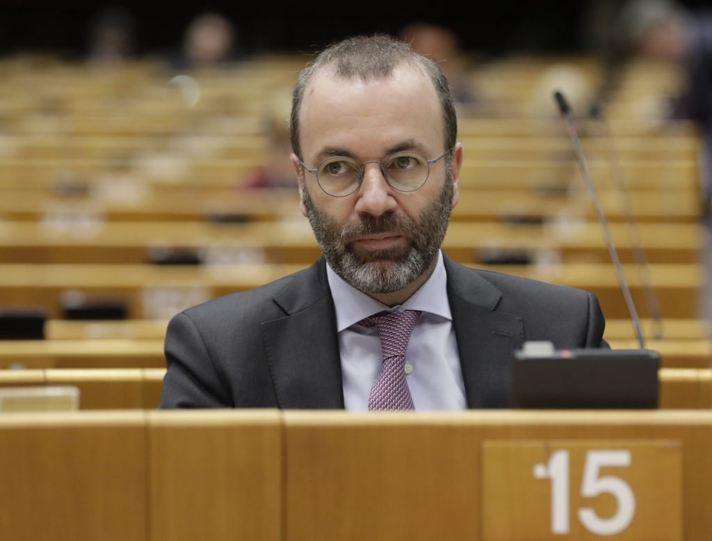 """Weber: """"Ungarn und Polen können jetzt schon ein Stück weit die Muskeln spielen lassen, aber am Ende des Tages brauchen sie die EU-Gelder"""""""