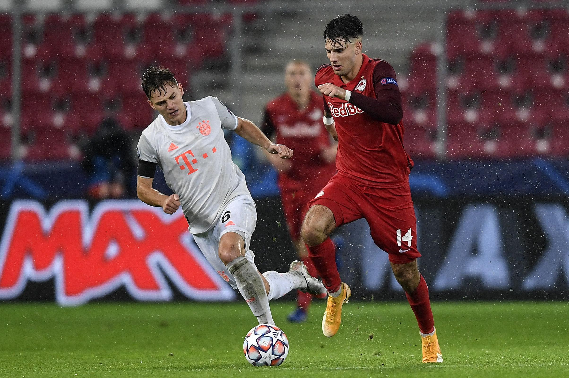 Fußball: Ungarn-Juwel Szoboszlai vor Wechsel nach Deutschland zu RB Leipzig