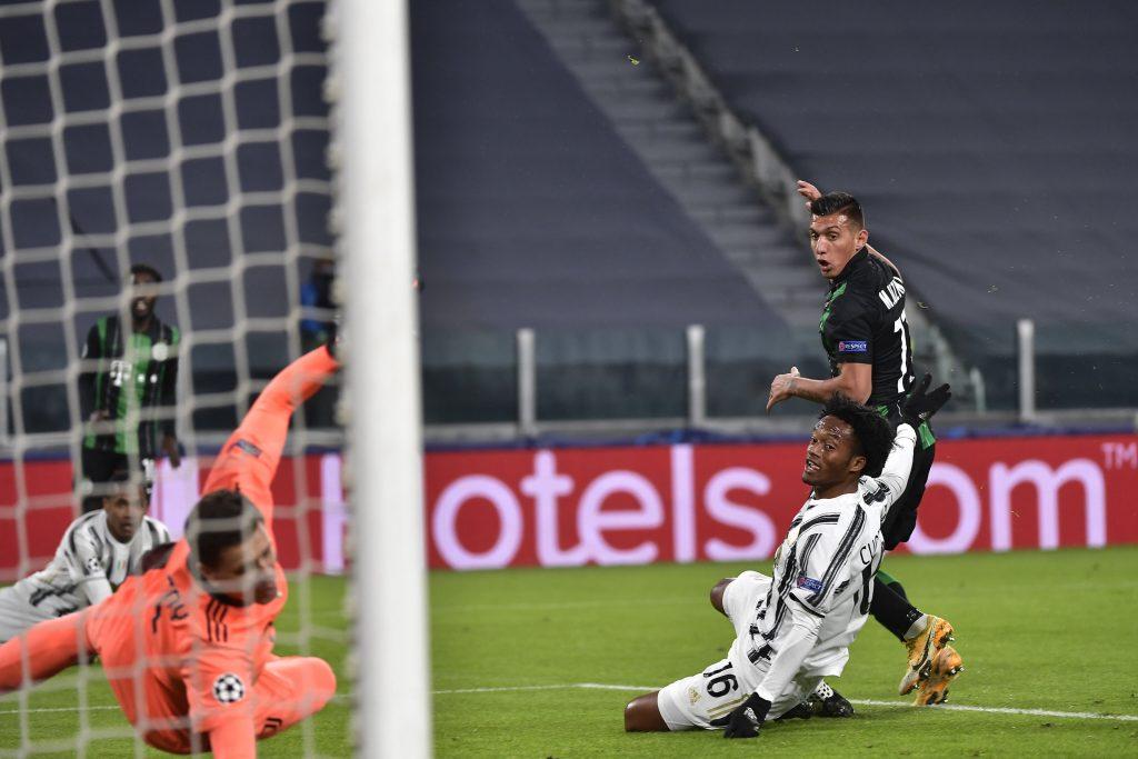 Champions League: Juventus Turin gewann nur knapp gegen Ferencváros Budapest