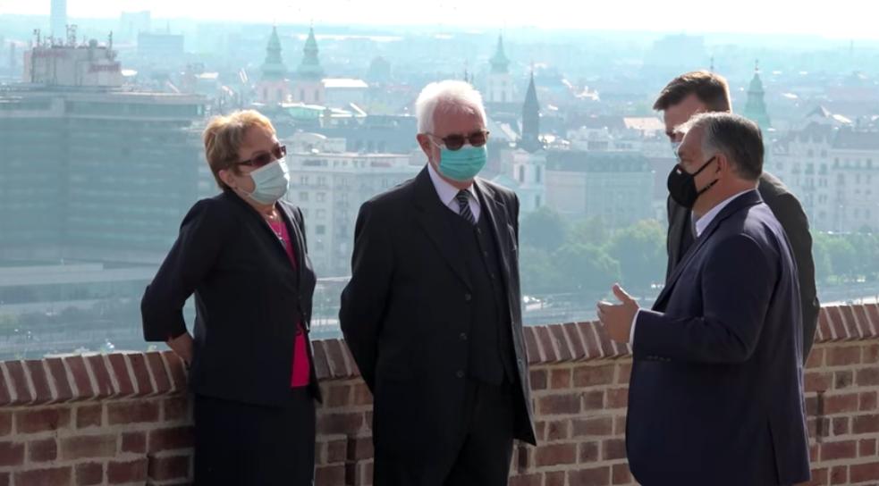 """Ungarische Ärztekammer: """"Neue Corona-Einschränkungen sind wichtig und mehr als aktuell"""""""