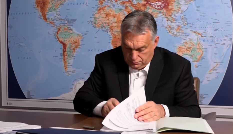 """Orbán: """"Ungarn engagiert sich für die Verbesserung der Beziehungen zwischen Ungarn und Italien"""""""