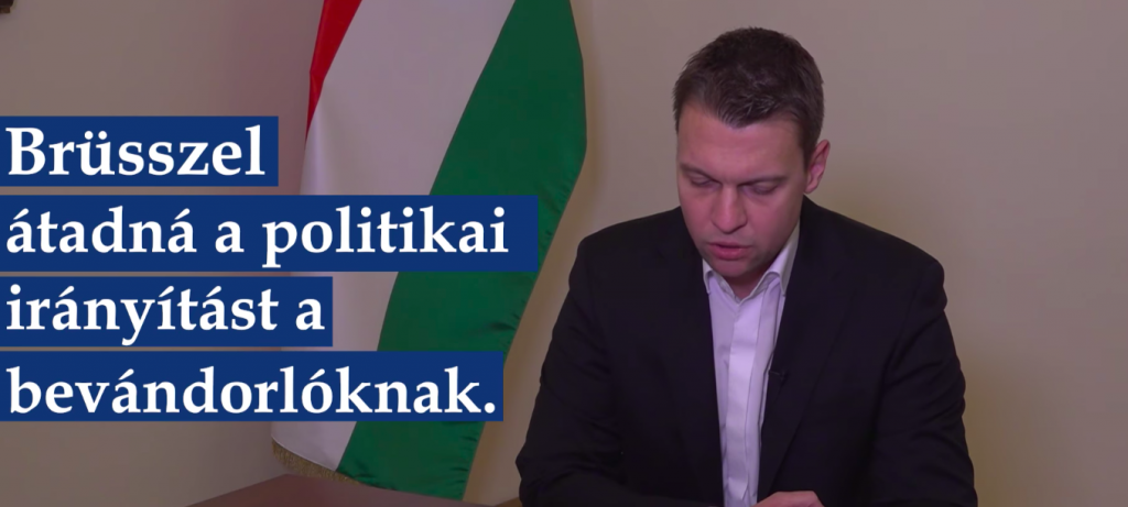 """Staatssekretär: """"Brüssel will Stimmrecht für Migranten"""""""