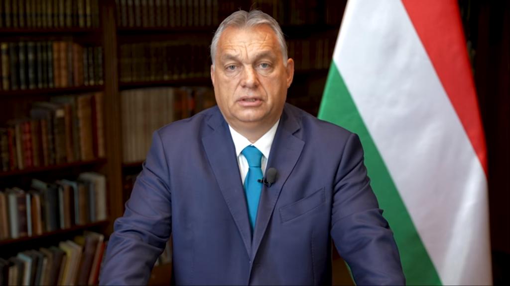 """Orbán: """"Der Anschlag auf Österreich ist ein Angriff auf uns"""""""