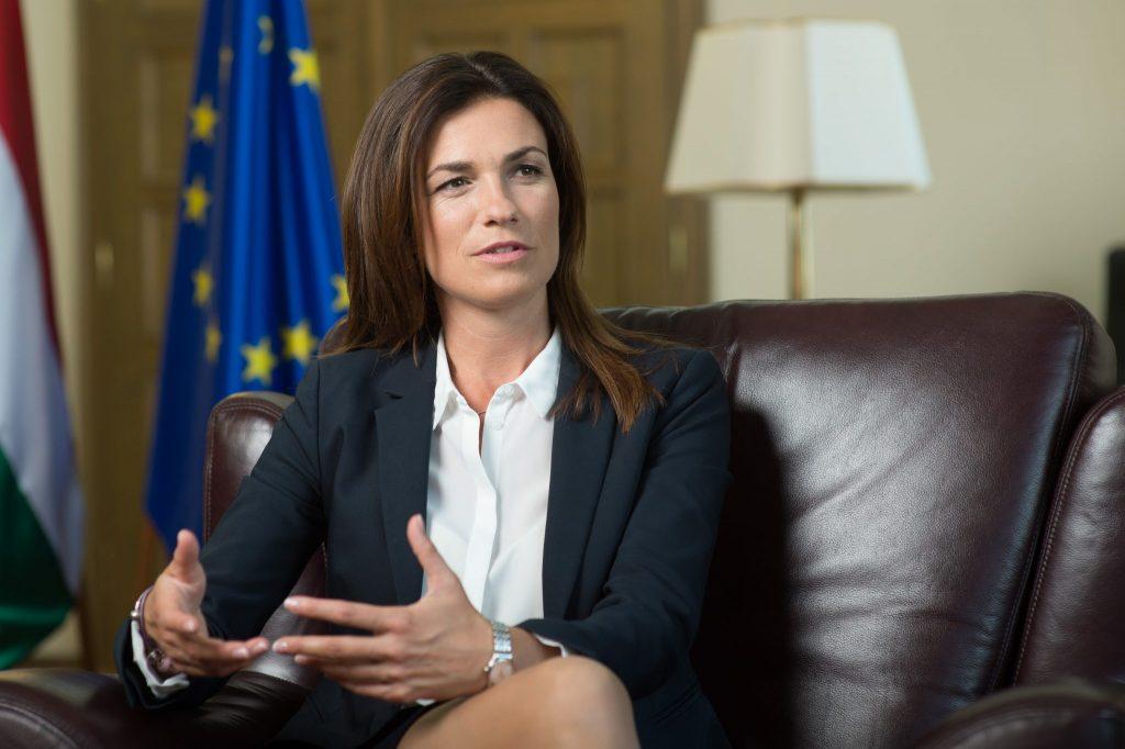 Justizministerin: Die EU sollte sich auf die Terrorgefahr konzentrieren