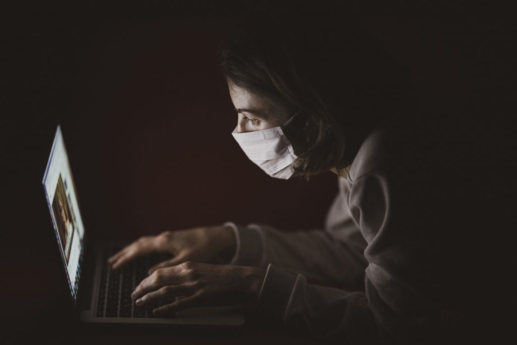 Corona-Skeptiker behindern die Verteidigung gegen das Virus post's picture