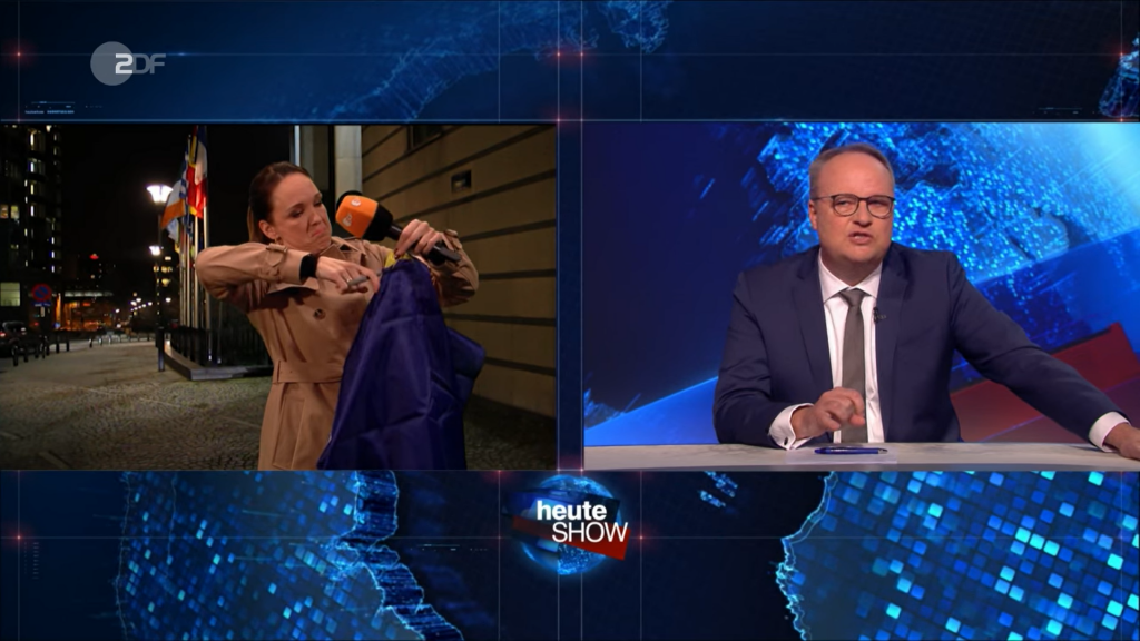 "ZDF-""heute-show"" hetzt erneut gegen Ungarn"