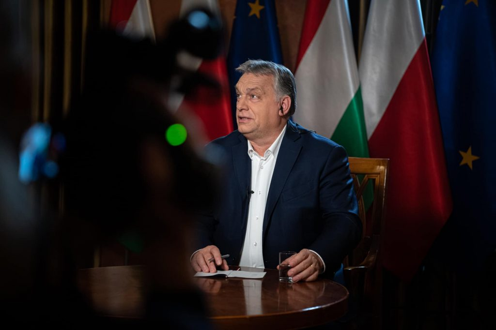 """Orbán: """"Wir haben die Chance auf einen polnisch-ungarischen Sieg"""" in der EU-Haushaltsdebatte"""