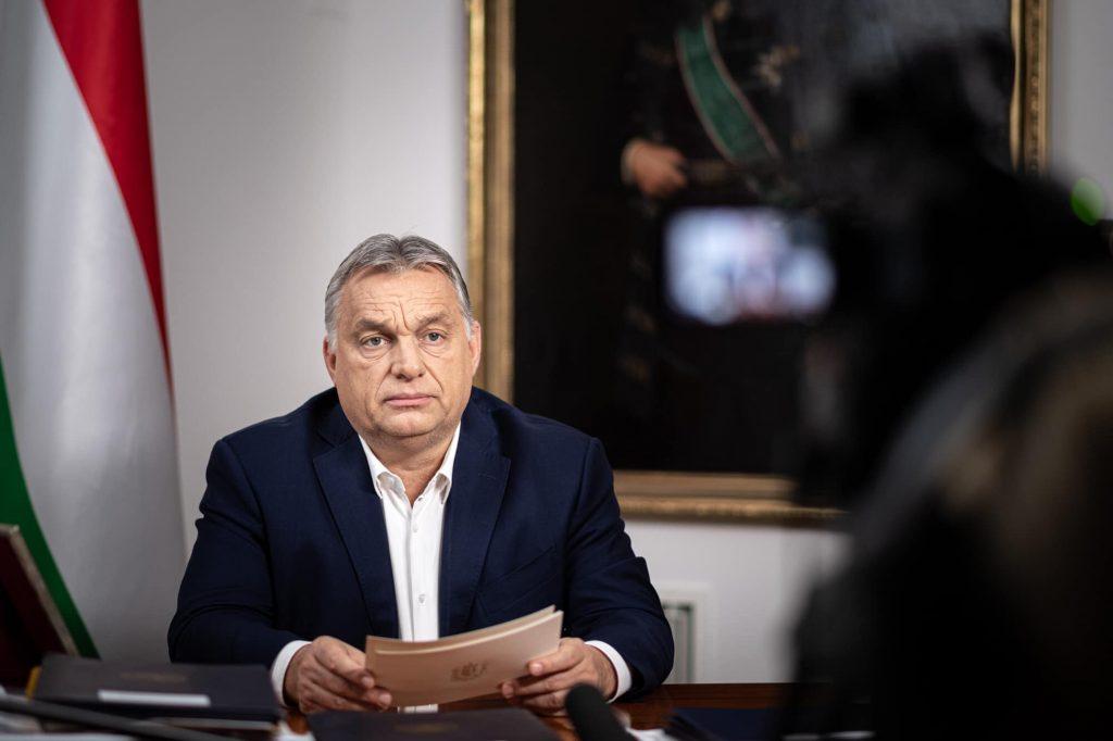 Orbán kündigt Maßnahmen zu Weihnachten an
