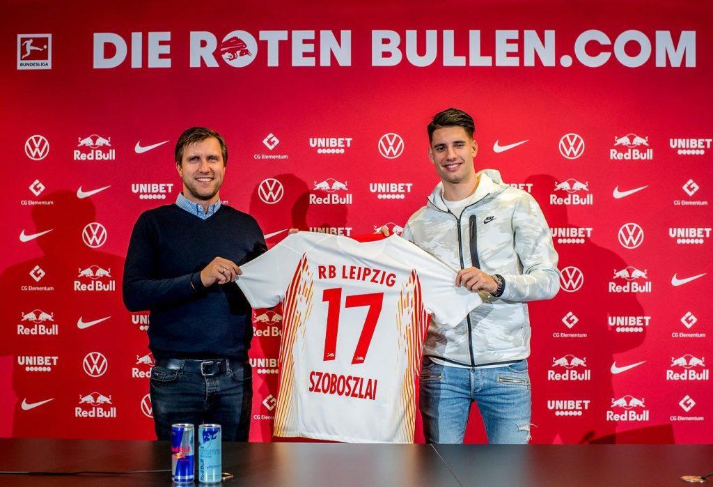 Szoboszlai: RB Leipzig war jetzt die richtige Entscheidung