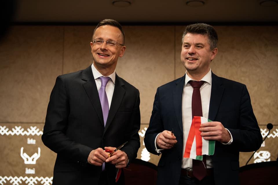 Außenminister: Ungarn und Estland arbeiten in Zukunftsfragen der EU eng zusammen