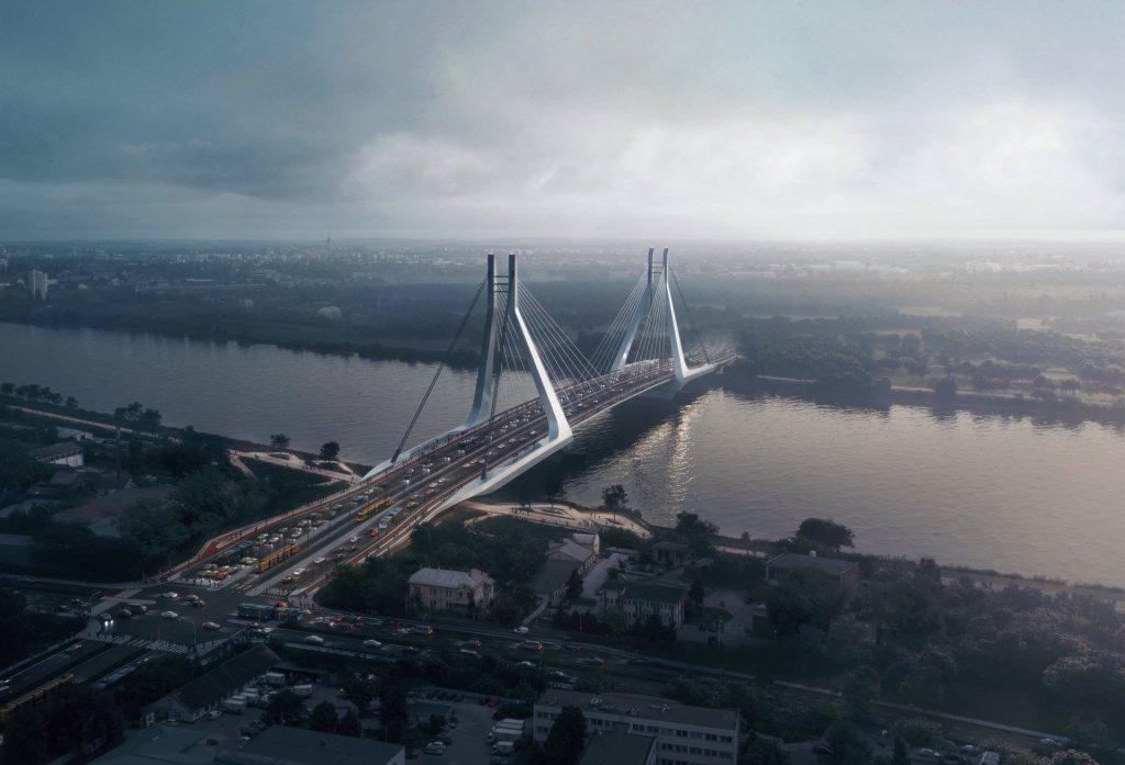 So wird die neue Brücke von Budapest aussehen – Foto!